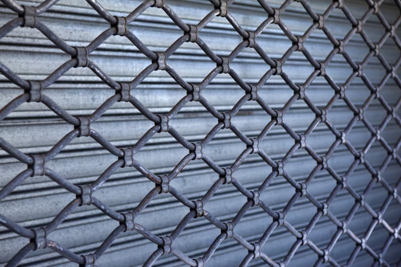grille metallique